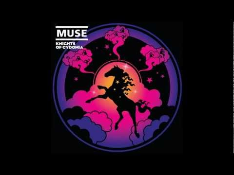 Muse - Knights Of Cydonia (Backing Track) (HD)