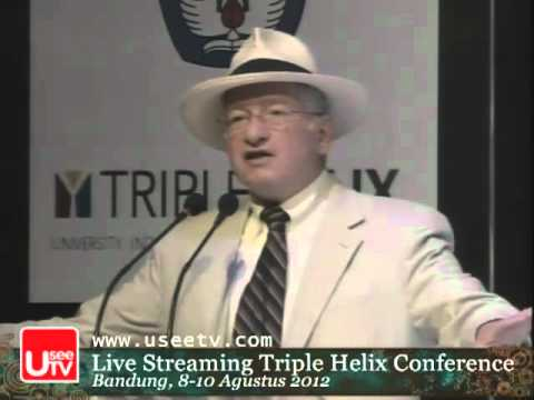 Triple Helix International Conference 2012 Closing Ceremony