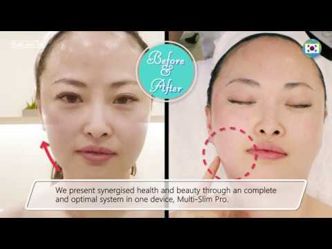 Introducing: MULTI-SLIM PRO | English Subbed | All-in-one Facial & Body Slimming