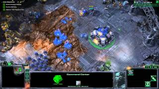 StarCraft: Mass Recall (Brood War Remake) - Hard Difficulty (Complete!)