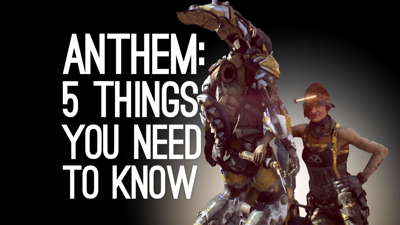 E3 2017: BioWare's Anthem Confirmed For PS4, Xbox One, PC; Release Date Set ...