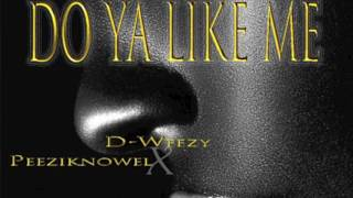 Dweezy X PeeziKnoWel Do You Like Me