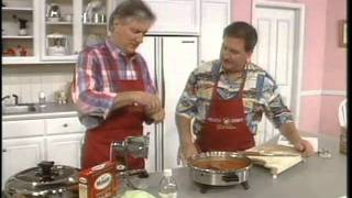 Unstuffed Cabbage - Healthy Cooking with Jack Harris & Charles Knight