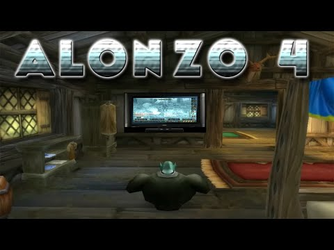 Alonzo 4 60 Orc Warrior PVP HD