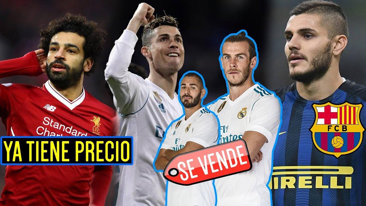 Salah Ya Tiene Precio Cu Nto Cuesta Madrid Vendera 2