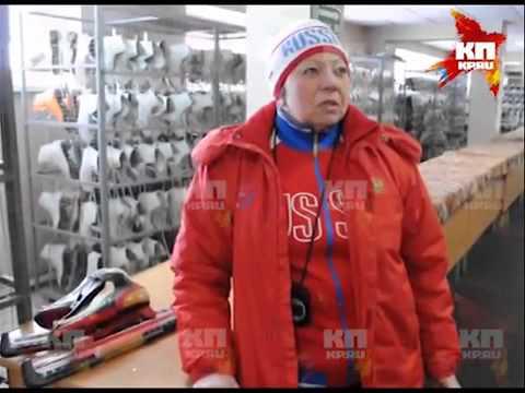Конькобежка Ольга Граф принесла России первую медаль