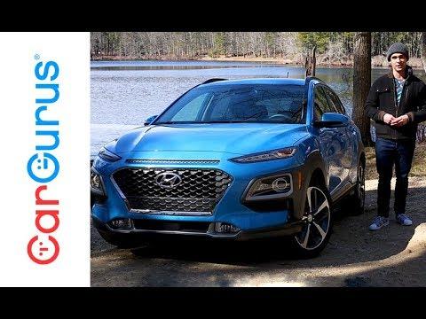 2018 Hyundai Kona | CarGurus Test Drive Review