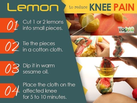 ekunji - Knee Pain Relief From Home Remedies - How To Get Knee Pain Relief At Home - ekunji