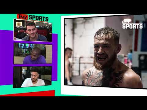 Conor McGregor Drops Hype Training Video, I'm Ready For Khabib! | TMZ Sports