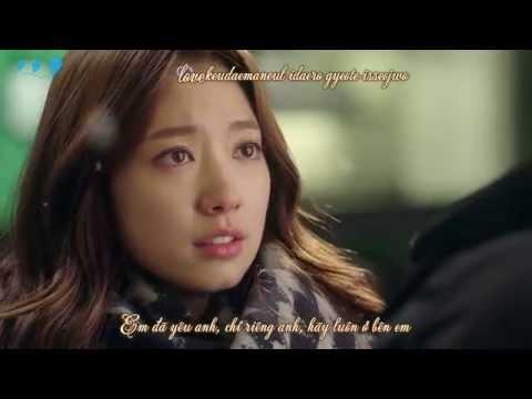 [Vietsub + Kara] Passionate To Me - Yoonha (Pinocchion OST Part 7)