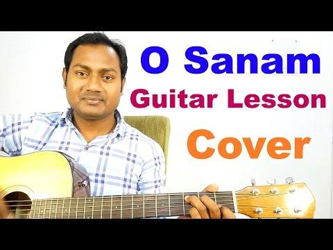 "O SANAM - SUNOH ""COMPLETE EASY GUITAR LESSONS/CHORDS"""