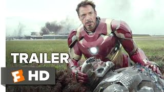 Captain America: Civil War Official Trailer #1 (2016) - Chris Evans, Scarlett Johansson Movie HD(Subscribe to TRAILERS: http://bit.ly/sxaw6h Subscribe to COMING SOON: http://bit.ly/H2vZUn Like us on FACEBOOK: http://bit.ly/1QyRMsE Follow us on ..., 2015-11-25T05:58:05.000Z)