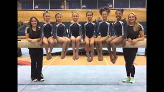 City of Birmingham Gymnastics Club Awards Evening 2016