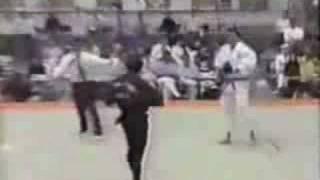 Judo vs Shooto