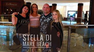 Stella Di Mare Beach Hotel Spa Стелла Ди Маре Бич Отель Спа Шарм Эль Шейх Египет Новый год