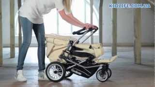 Emmaljunga Nitro City - Видео обзор прогулочной коляски(Видео ролик прогулочной коляски Emmaljunga Nitro City. Заказывайте прогулочную коляску на сайте: http://kidlife.com.ua/emmaljunga-nit..., 2013-02-25T07:50:30.000Z)