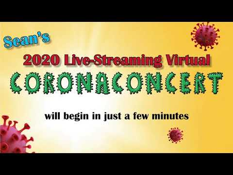 Sean's 2020 Live-Streaming