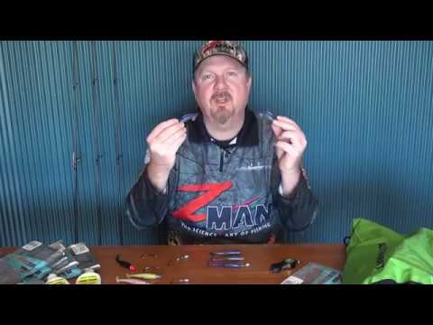 How To Rig And Fish The ZMan 3