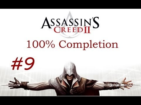 """Assassin's Creed 2"", HD walkthrough (100% completion), Sequence 7: The Merchant of Venice"