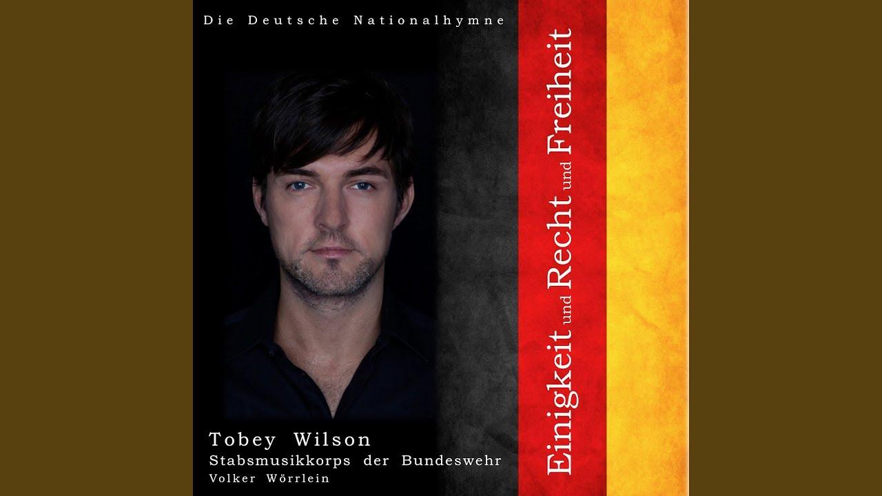 Youtube Deutsche Nationalhymne