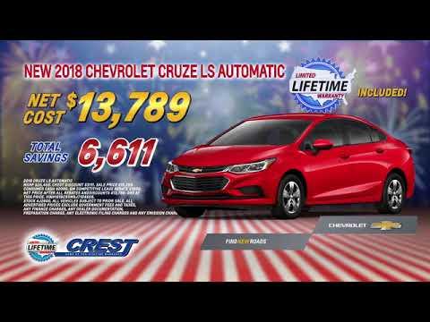 Elegant 4th Of July Sales Event | Crest Chevrolet San Bernardino, CA