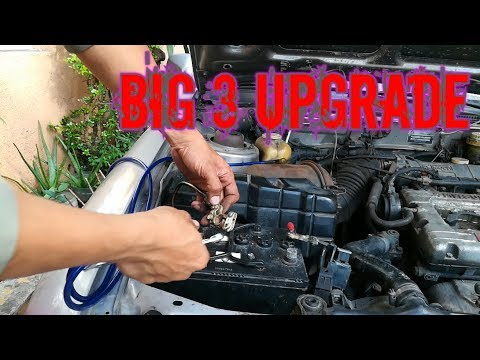 BIG 3 UPGRADE with ACTUAL POSITIVE RESULT Installation - Tagalog Tutorial