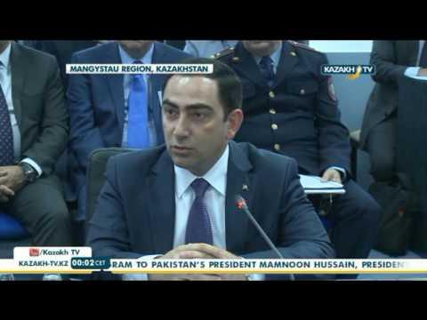 The Prime Minister of Kazakhstan paid a working visit to Mangystau region - Kazakh TV
