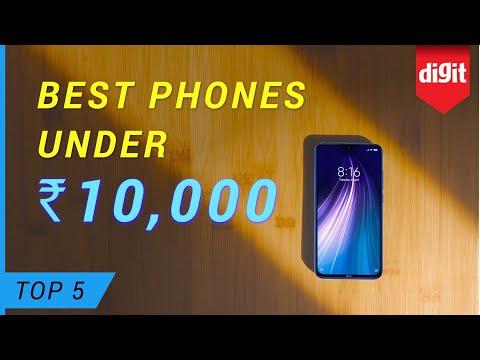 Best 5 Mobile Phones Under 10000 In May 2020