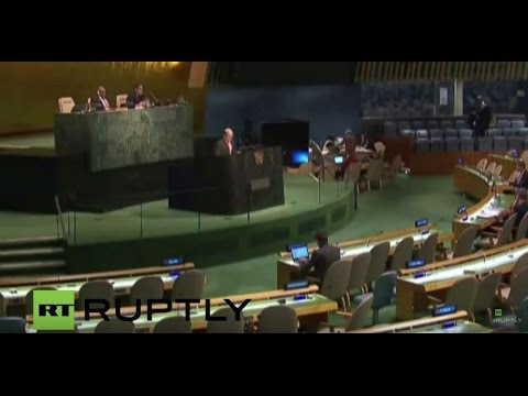 LIVE: UN Security Council holding counter-terrorism meeting