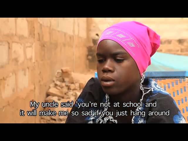 Mariama, een bruidje van 13 | Kindhuwelijken in Nigeria | Plan Nederland