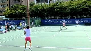 Francesca Schiavone - volley & stroke