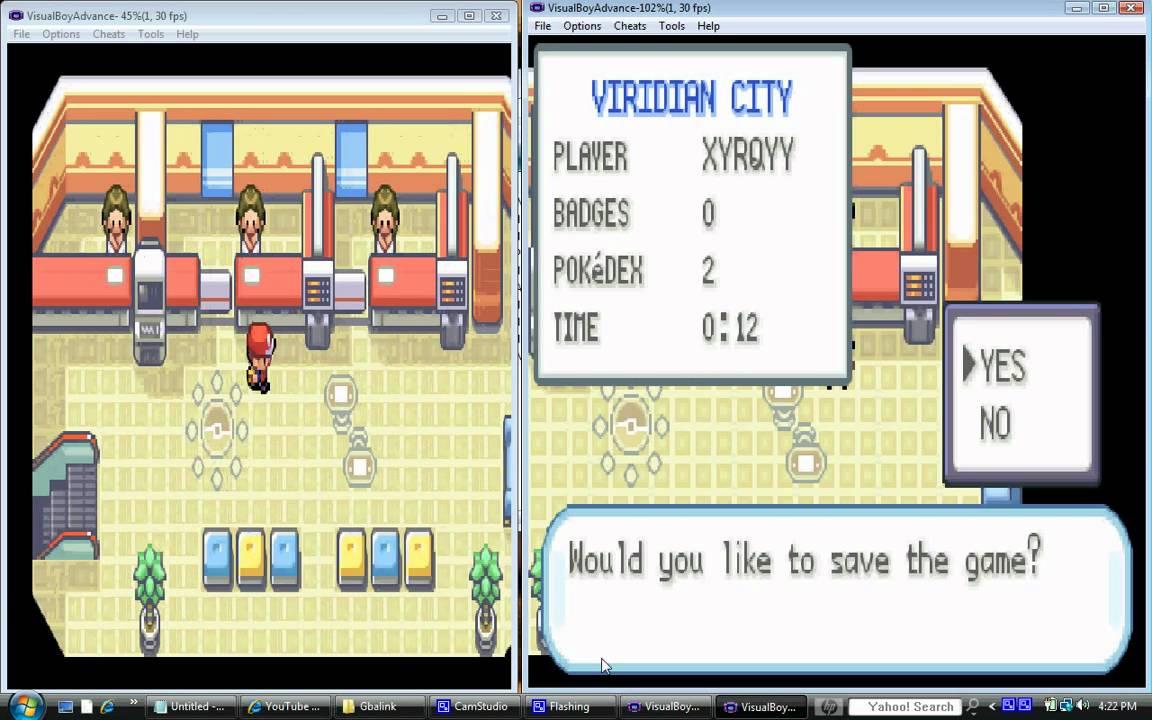 Visual boy advance trade pokemon mac