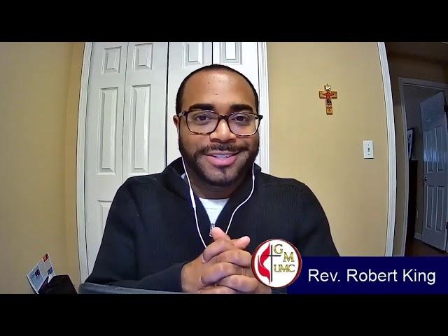 12-01-2020 at 7:00 PM - The Gospel Of Mark Series by Rev. Robert S. King Senior Pastor