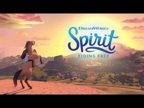 Son of Spirit | SPIRIT RIDING FREE