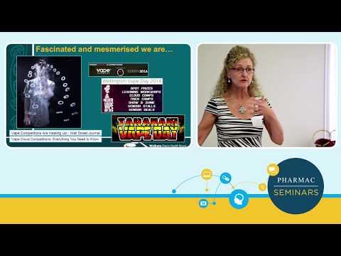 PHARMAC seminar: Smokefree 2025, 5 of 6. Beginners guide to eCigarettes, vaping