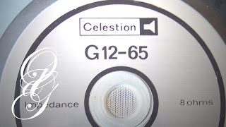 Celestion G65 vs G12T-75 - Thrash