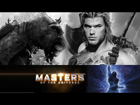 Masters Of The Universe Remake