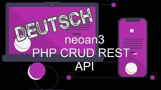 Deutsch: php json rest-api tutorial