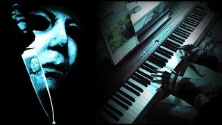 HALLOWEEN THEME SONG [Michael Myers] - Piano Cover