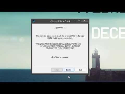 uTorrent PRO 3 4 2 build 37252 Stable + Crack - YouTube