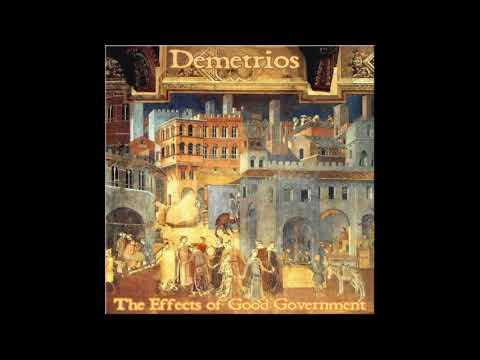 Demetrios - Temple Of Love (Sisters of Mercy cover)