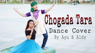 Chogada Tara Loveratri Aayush Sharma Warina Hussain Darshan Raval Bollywood Garba Dance