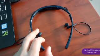Samsung Level U Bluetooth kulaklık Kullanıcı incelemesi