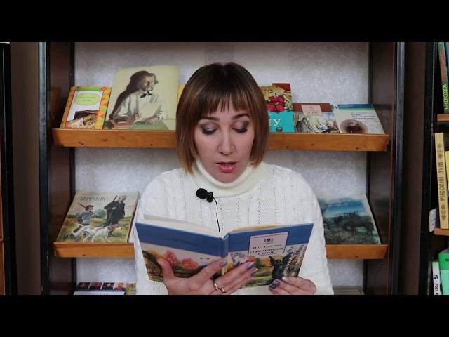 Изображение предпросмотра прочтения – НатальяВасина читает произведение «Стихотворения в прозе. Собака» И.С.Тургенева