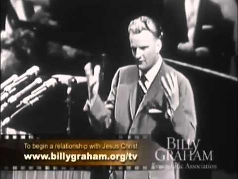 Billy Graham New Yor