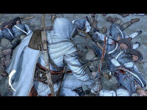 Assassin's Creed 3 One Man Army Maxed Settings i7 8700k & GTX 1080 ti