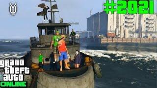 GTA 5 ONLINE Titanic GTA Style #2021 Let`s Play GTA V Online PS4 2K