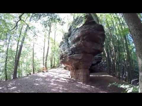 Wanderung: Premiumwanderweg Felsenwald-Tour Pirmasens