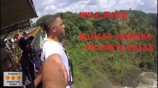 EXREME BUNGEE JUMPING | VICTORIA FALLS | WILL SMITH | 2018