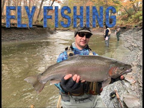 Erie Pa Stealhead Fishing!!!